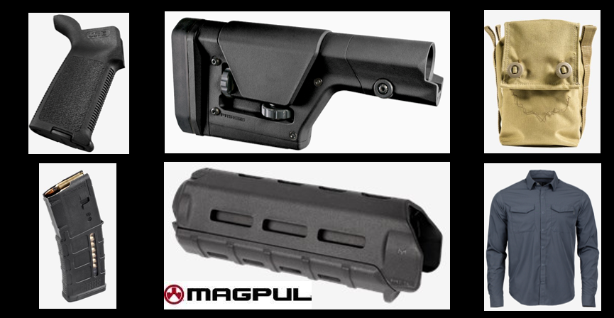 GUNTALK: MAGPUL Accessories Review — from Stocks to Rails to Bipods to Apparel