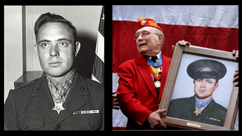 WOODY WILLIAMS:  Iwo Jima Medal of Honor recipient Woody Williams discusses his career & his foundation that honors Gold Star Families
