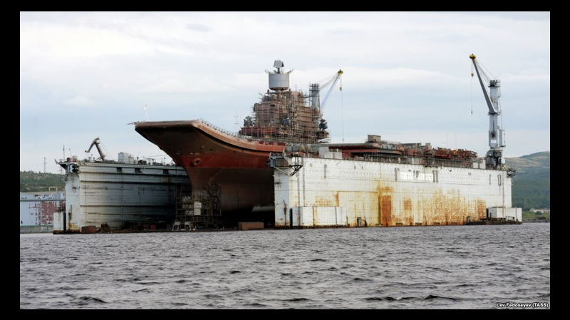 "MEDIA BLOOD SUCKERS, RUSSIA'S ONLY CARRIER SINKS IN A DRY DOCK  &  MAC SAYS CHINA ""AIN'T ALL THAT"":  Newsrep's Alex Hollings"