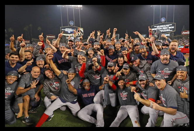 WORLD SERIES ANALYSIS:  How did the Red Sox win without their best players being their best players?  It was magic!