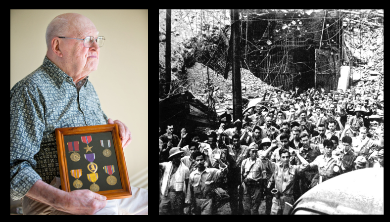 WORLD WAR II MARINES:  Warren Jorgenson — from China Marine to Corregidor to a POW for four years