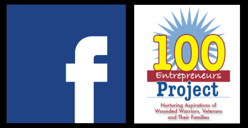 FACEBOOK IS MATCHING DONATIONS TODAY FOR THE 100 ENTREPRENEURS PROJECT:  Bob Nilsson