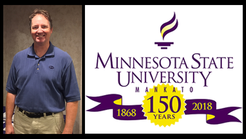 HELPING VETERANS TRANSITION AT MINNESOTA STATE UNIVERSITY MANKATO'S VETERAN RESOURCE CENTER:  Tim Adams