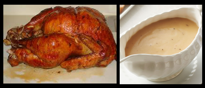 THE CHEF SEZ:  great advice for perfect brining, gravy, stuffing and all the fixings for Thanksgiving