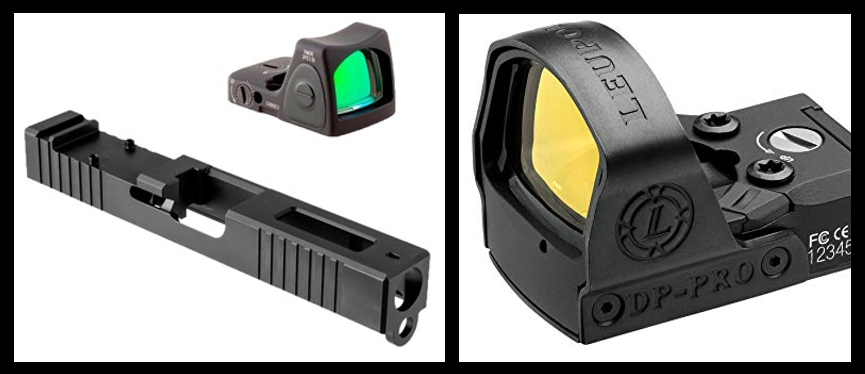 GUNTALK:  aftermarket sights for your pistol that will instantaneously make you a better shooter