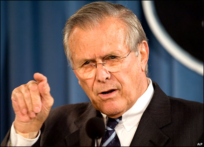 HOW DO YOU GUYS REALLY FEEL ABOUT DON RUMSFELD?   Col Jeff Kenney, USMC (ret)