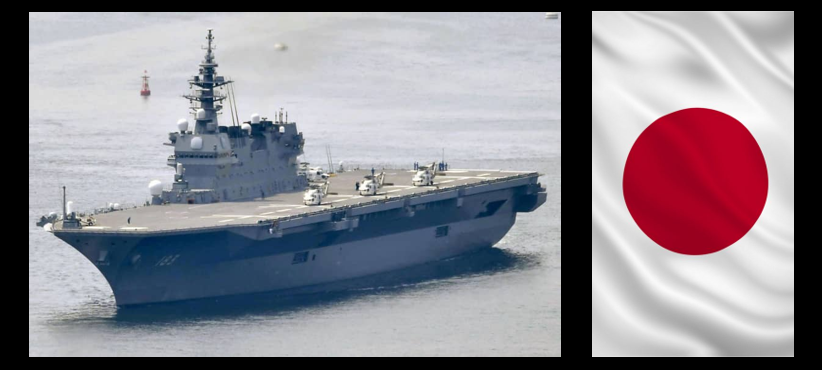 JAPAN'S NEW AIRCRAFT CARRIER IDEA IS WRONGHEADED — HERE'S WHY:  Grant Newsham
