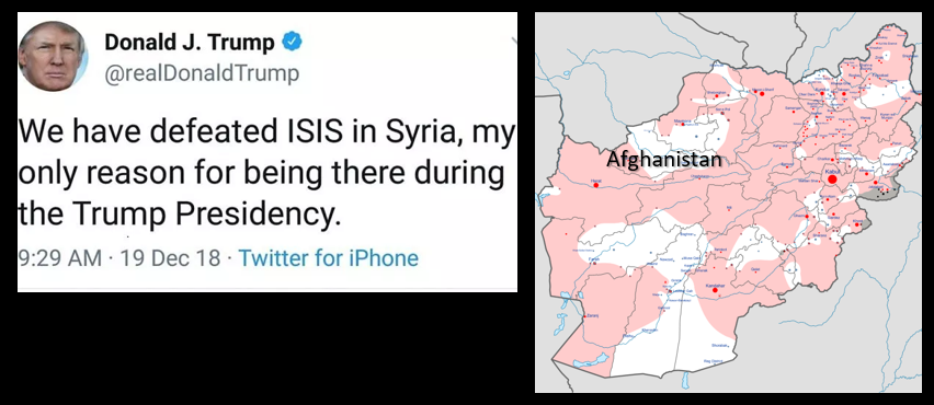 ALL MARINE RADIO EXPLAINS:  Trump's Syria decision & the fights (yes plural) inside Afghanistan — Col Jeff Kenney, USMC (ret)