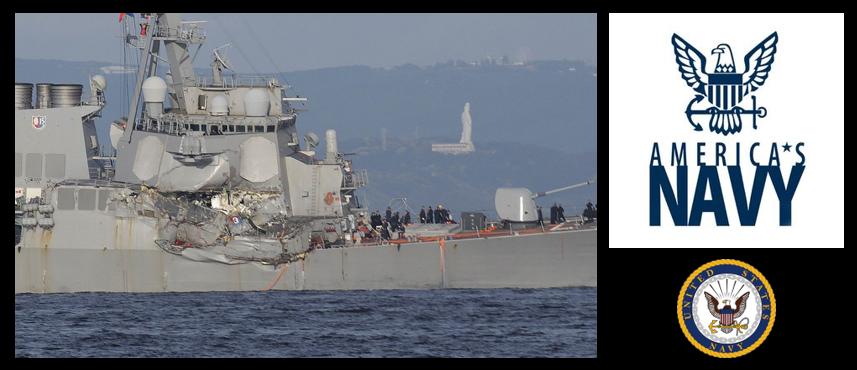 NEWS & COMMENTARY:  Geoff Ziezulewicz's article in Navy Times about the USS Fitzgerald collision is horrifying