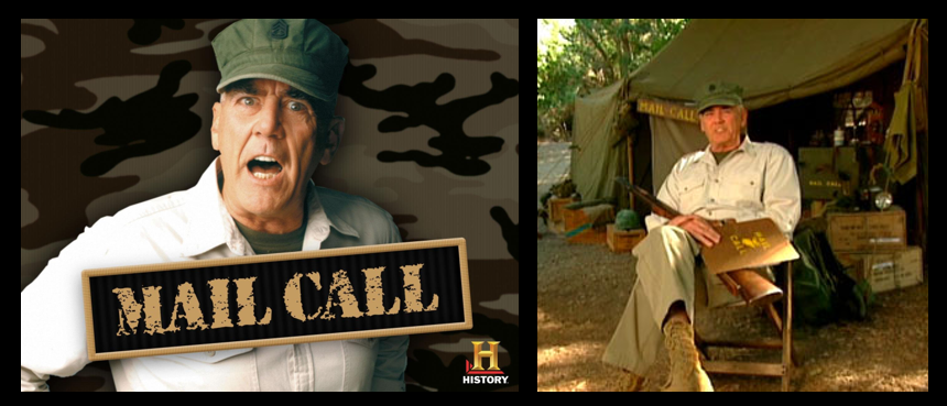 "NEWS & COMMENTARY:  The Gunny's ""Mail Call"" was both interesting and hilarious"