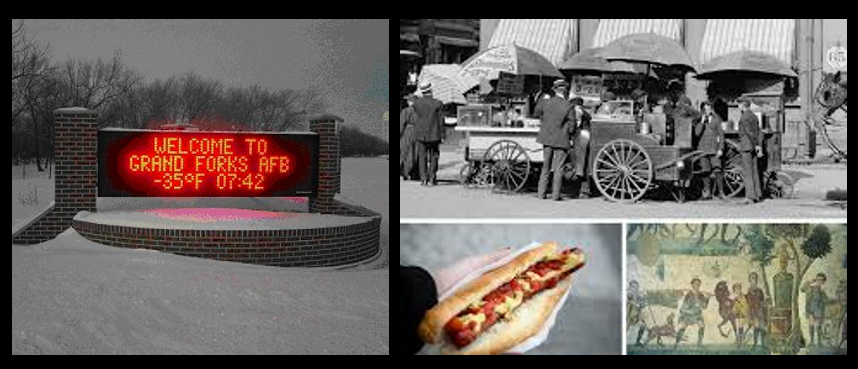 THE CHEF SEZ:  the Chef is freezing… Hot Dog History & did Nathan's really sell 50,000 hot dogs a day?
