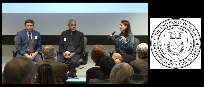 GROUNDBREAKING STUFF:  A Conversation with Dr. Madhukar Trivedi and Dr. Vikram Patel – New ideas for strengthening community mental health care, from North Texas to India