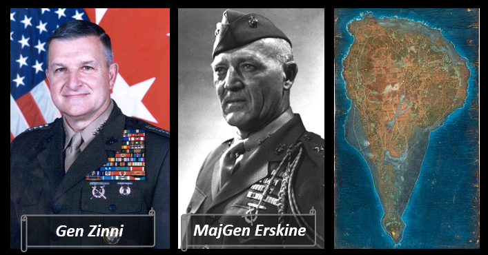 THE BATTLE OF IWO JIMA:  General Tony Zinni, USMC (ret)