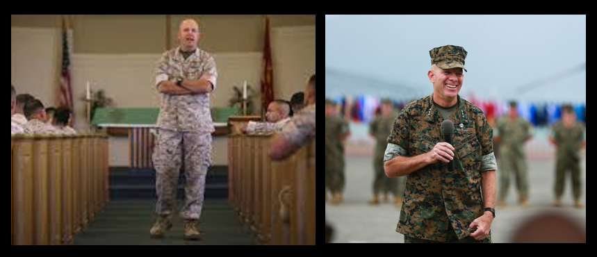 NEWS & COMMENTARY:  LtGen David Berger nominated to become the USMC's 38th Commandant