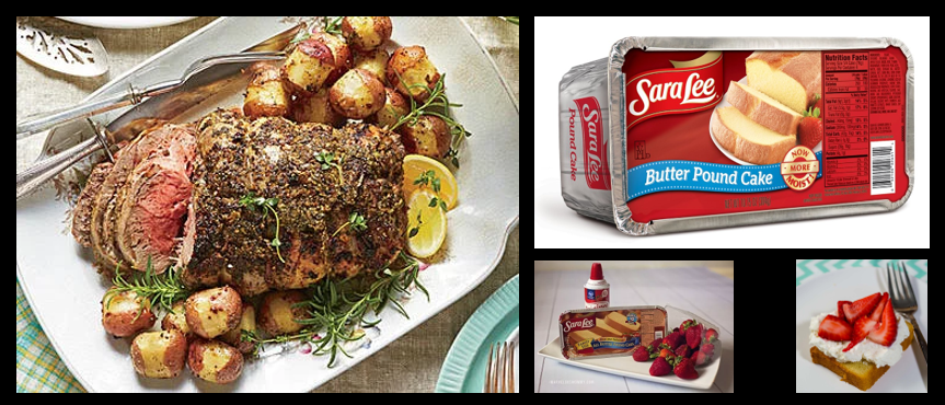 THE CHEF SEZ:  spring foods I love!  Can someone say 'lamb'?