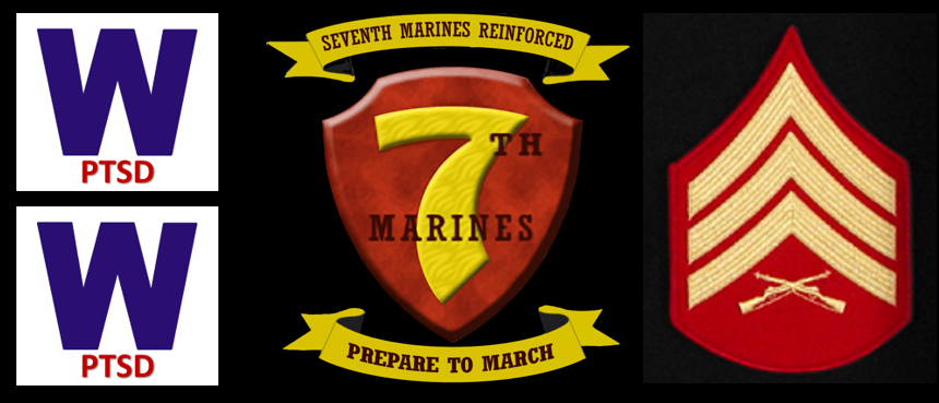 NEWS & COMMENTARY:  thoughts sharing Post-Traumatic Winning with the Sergeants of the 7th Marine Regiment & a burial at sea