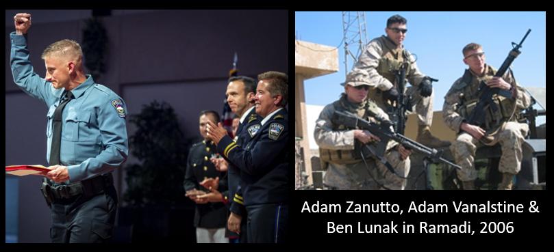 A MESSAGE TO FELLOW VETERANS ON MEMORIAL DAY — LET'S GET AFTER IT:  LCpl Ben Lunak, USMC (ret)