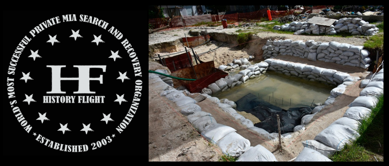 "NEWS & COMMENTARY:  30 sets of remains discovered on Tarawa by the non-profit group ""History Flight"" — WELL DONE!"