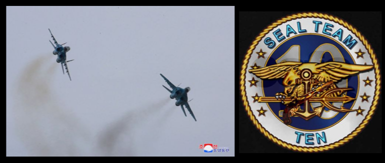 NEWS & COMMENTARY:  South Koreans jets engage a Russian MIG, Pakistan at the White House & SEAL Team 10 and cocaine