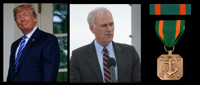 "NEWS & COMMENTARY:  the hard part of speaking ""truth to power"" as SECNAV prepares to rescind NAMs for Navy JAGs"