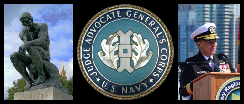 """NEWS & COMMENTARY:  thoughts on """"Andy Milburn Week"""" & more odd US Navy JAG news"""