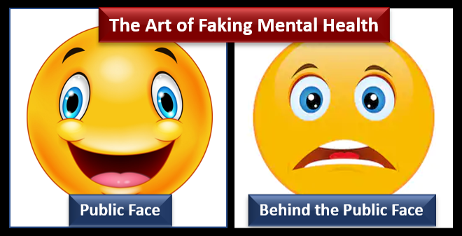 POST-TRAUMATIC WINNING LESSON: Leaders need to stop faking mental health if they want subordinates to take what they say seriously