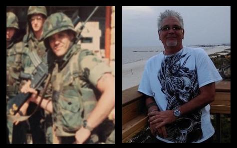 "The ALL MARINE RADIO family is saddened to learn about the death of ""Gospo"" — LCpl Matt Gospodinovich… a Beirut Marine"