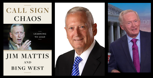 "CALLSIGN ""CHAOS"":  The Gazette & Leatherneck editors sat down with Jim Mattis & Bing West to talk about the book"