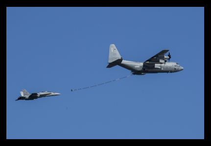 NEWS:  The latest on Iran –&– the USMC releases it's investigation on the KC-130J/F18D refueling mishap