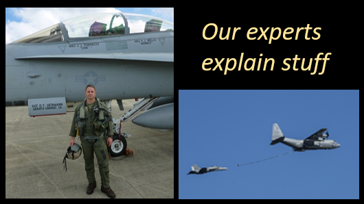 "The responsibilities & in-flight mechanics of FA-18/KC-130J ""Tanking"" explained: Maj Joe ""Chik"" Porrazzo, USMC (ret)"