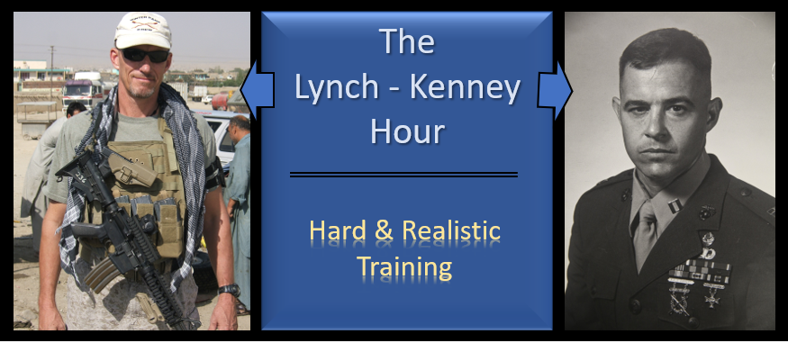"LYNCH & KENNEY:  pushing realistic training at IOC and the work that went into it… and the difference between ""reckless"" and ""aggressive"""
