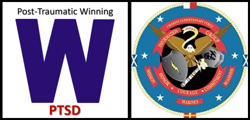 POST TRAUMATIC WINNING:  thoughts on presenting to the I MEF Information Group and their spouses