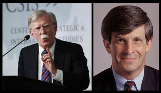 "NEWS:  John Bolton resurfaces & Professor Allan Lichtman and his Presidential ""Crystal Ball"" offer a glimpse into the future"