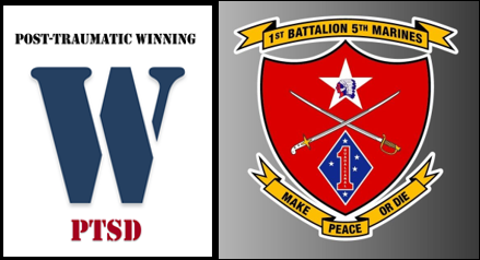 NEWS & COMMENTARY:  Post-Traumatic Winning heads the finest battalion in the Marine Corps — the 1st Battalion of the 5th Marine Regiment