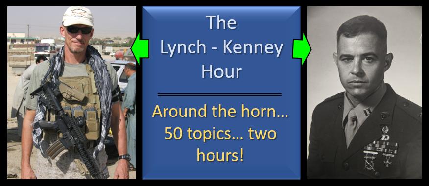 LYNCH & KENNEY:  Around the Horn — SECNAV intrigue-Gen Berger's vision-Battle of Midway-new Netflix series on WW2