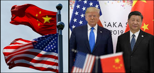 NEWS & COMMENTARY:  will China comply with the stipulations of THIS NEW trade deal?  Will the US turn if off if they don't?
