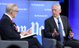 "The ""Washington Post Live"" interview that features David Ignatius and General James Mattis, USMC (ret) is worth your time to watch"