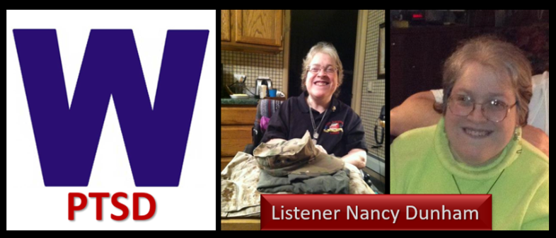 CHRISTMAS-EVE SPECIAL: Nancy from Pennsylvania on living with MS and Post-Traumatic Winning