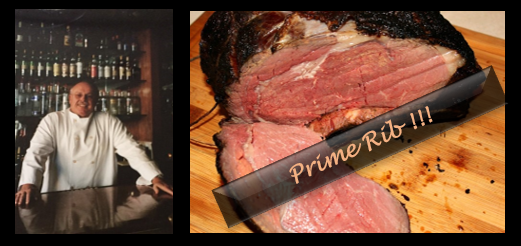 """THE CHEF SEZ:  """"How I walked Mac through cooking his first Prime Rib"""""""