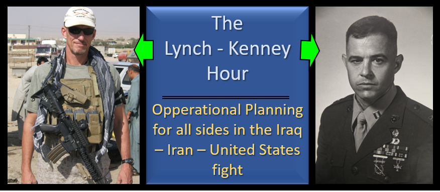 "LYNCH & KENNEY:  we act as ""Planners"" for Iran, Iraq and the United States… and more!"