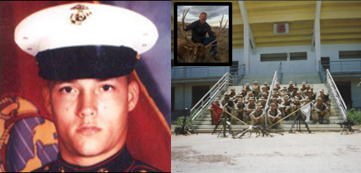 POST-TRAUMATIC WINNING:  27 years after LCpl Anthony Botello was KIA in Somalia, his fellow Marines remember, support & give