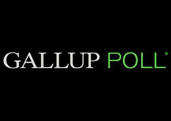 NEWS & COMMENTARY: a new Gallup Poll reports with RECORD DOUBLE DIGET INCREASES in the economy, defense and RACE RELATIONS!