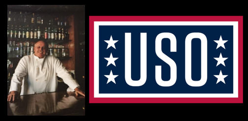 THE CHEF SEZ:  saying goodbye, the USO, Vietnam Veterans and how to run a great joint!