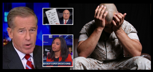 "NEWS & COMMENTARY:  Mensa's a MSNBC,  Rep's outpaced Dem's in ""Super Tuesday"" voter turnout?   44% of active duty service members have thought about suicide – why?"