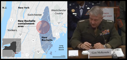 NEWS & COMMENTARY: NY Guard deploys to NYC & CENTCOM reinforces Iraq and has no plan for withdrawal from Afghanistan