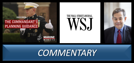 "COMMENTARY:  The Berger Plan — what's NOT in Michael Gordon's Wall Street Journal article & a ""gentle nudge"" that's IN the article"
