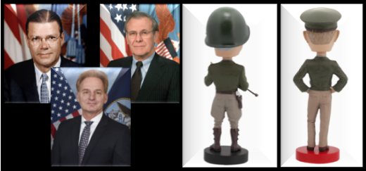 "I'm more comfortable with Modly's speech than I am with ""professionals"" like McNamara, Rumsfeld & ""bobble-head"" General Officers"
