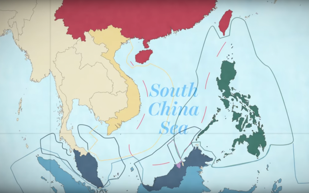 The South China Sea Explained (Video)