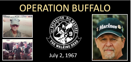 BATTLEFIELD STUDY: Alpha Company, 1st Bn, 9th Marine Regiment during OPERATION BUFFALO, July 6-7 1967 with Sgt Ray Linebaugh, USMC (Pt 2)