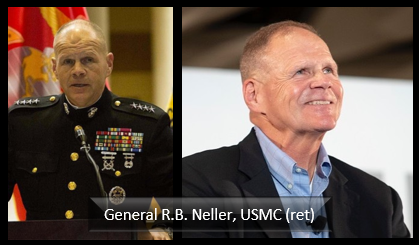 "THOUGHTS ON ""A LETTER TO AMERICA"":  General Bob Neller, USMC (ret)"
